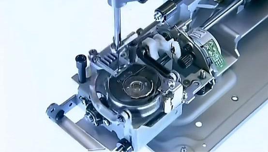 Чистка швейной машины