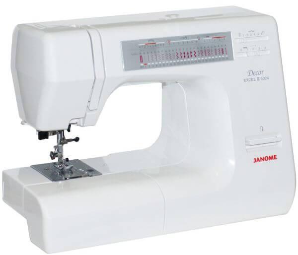 Janome Decor Excel 5024